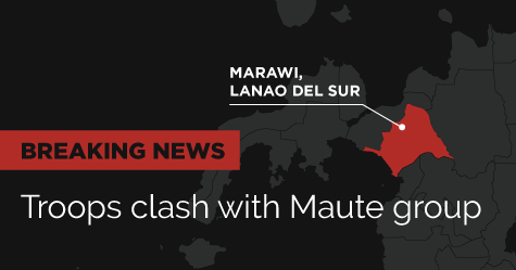 Marawi under attack by Maute group